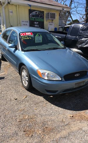 2005 Ford Taurus for Sale in Beverly, NJ