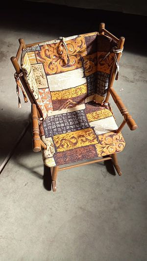 Antique Little One Rocking Chair for Sale in Denver, CO