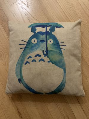 My Neighbor Totoro Pillow for Sale in Seattle, WA