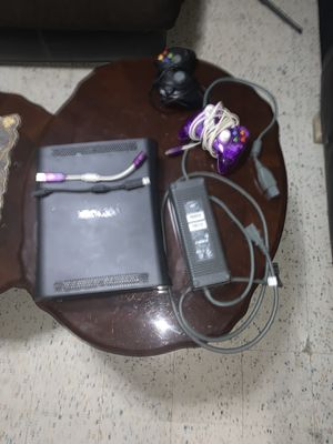 XBOX 360 and controllers and a lot of games for Sale in Pittsburgh, PA