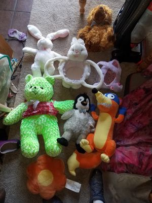 New stuffed animals for Sale in Albuquerque, NM