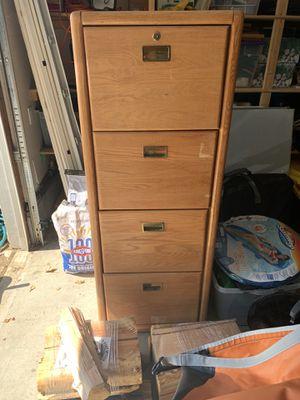 Filing cabinet for Sale in Mountlake Terrace, WA