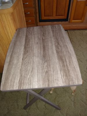 2 large tray tables for Sale in Frostproof, FL