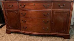 Bassett furniture industries antique Buffett for Sale in Salisbury, MD