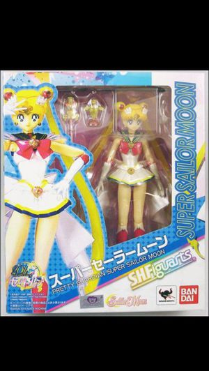 Super sailor moon collectible for Sale in Riverside, CA