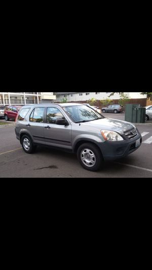 2006 Honda CRV for Sale in Bothell, WA