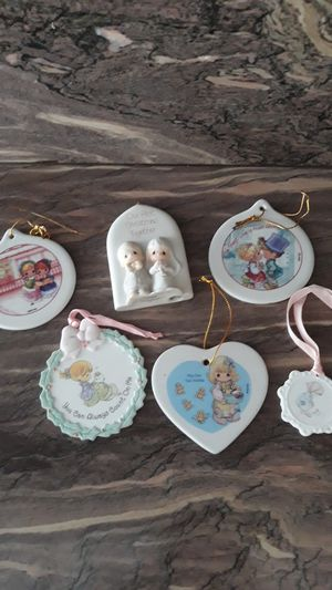 Precious moments ornamentos for Sale in Sunny Isles Beach, FL