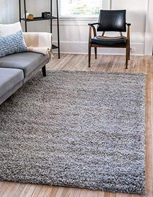 OTTOMANSON COLLECTION SHAG AREA RUG, 8x10 GRAY for Sale in Scottsdale, AZ