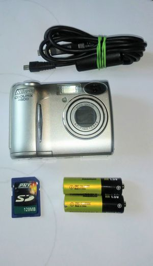 4MP Nikon Coolpix 4600 Digital Camera for Sale in Swormville, NY