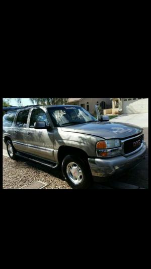 GMC YUKON XL 2000 for Sale in Tempe, AZ