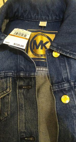 Michael kors Jean jacket for Sale in Fresno, CA