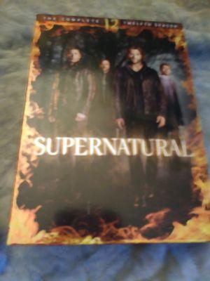 Supernatural season 12 for Sale in Lakeland, FL