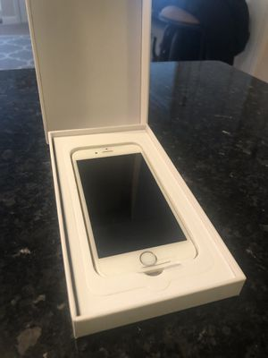 Apple iPhone 6 - 64 GB - Silver for Sale in Washington, DC