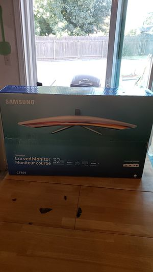 Samsung Monitor 32 inches for Sale in Sacramento, CA