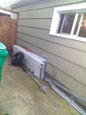 9 foot garage door for Sale in Portland, OR