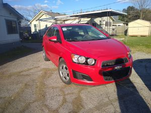 2013 Chevy sonic for Sale in San Antonio, TX