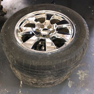 """GM 20"""" Chrome Factory Wheels OEM for Sale in Fort Lauderdale, FL"""