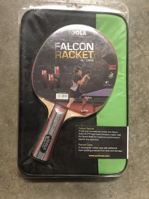 Table tennis racket 🏓 for Sale in Riverside, CA