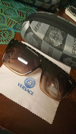 Versace brown shade sunglasses Unisex for Sale in Severn, MD