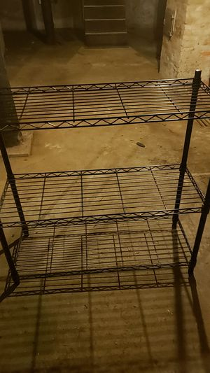 Metal shelving for Sale in Coventry, RI
