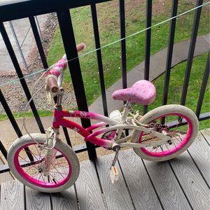 16 inch hello kitty girls bike for Sale in Bellevue, WA