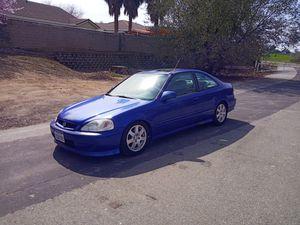2000 Honda Civic Si for Sale in Lincoln, CA