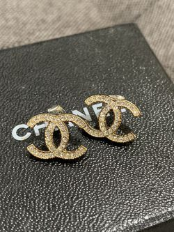Chanel Classic Earring Stud Originally $450 for Sale in Temple City,  CA