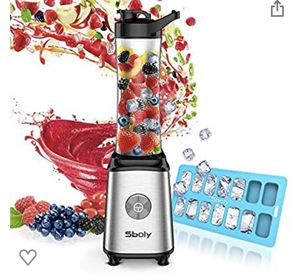 Personal compact blender with 2 bottles. for Sale in Alpharetta, GA