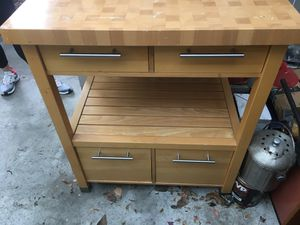 Sturdy kitchen island for Sale in El Cerrito, CA