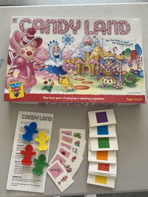 Candyland board game for Sale in Chandler, AZ