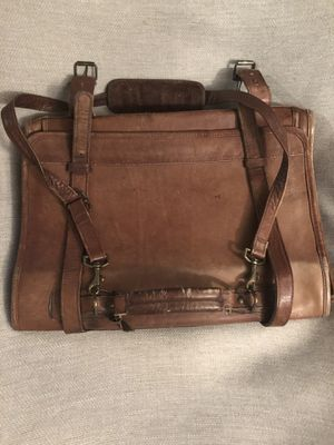 Leather Messenger Bag for Sale in Falls Church, VA