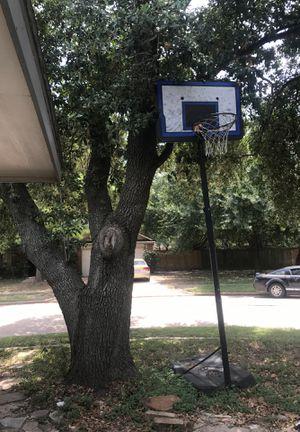 Lifetime basketball hoop for Sale in Houston, TX