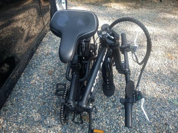 Folding Electric Bicycle/Ebike