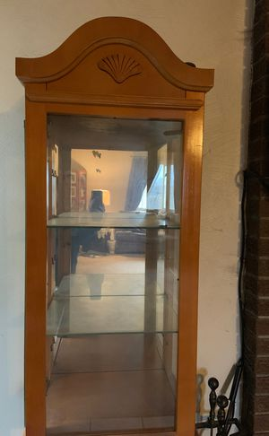 Sold Curio Cabinets. for Sale in NO HUNTINGDON, PA