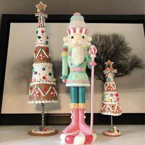 Gingerbread Sugar Castle Nutcracker for Sale in Loganville, GA