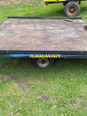 FS : Karavan trailer for Sale in Romulus, MI