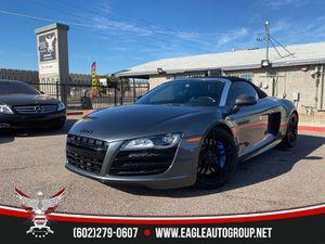 2012 Audi R8 for Sale in Phoenix, AZ