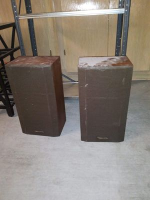 Pair of speakers for Sale in Las Vegas, NV