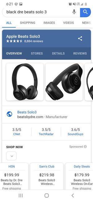 Solo 3 beats by apple for Sale in St. Louis, MO