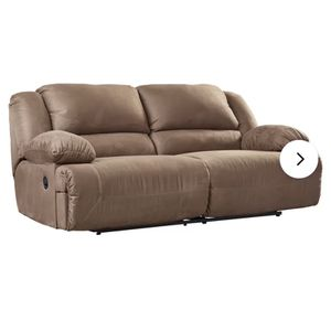 Sofa - 2 Seat Recliner for Sale in Seattle, WA