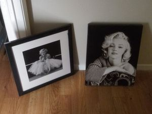 4 piece Marilyn Monroe Collection for Sale in Carmichael, CA