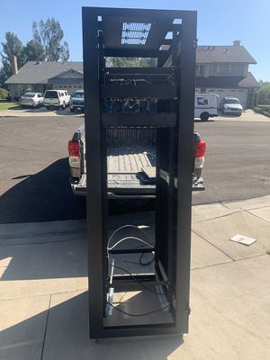 Rack For internet system for Sale in Rancho Cucamonga, CA