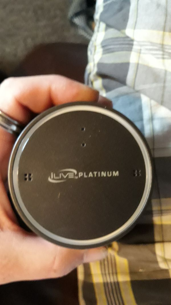 Ilive platinum alexa blutooth speaker