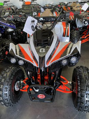 New 125 cc youth size atv finance services part available for Sale in Odessa, TX