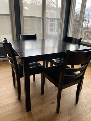 MOVING - craft table + chairs for Sale in Frederick, MD