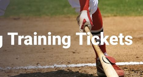 Spring Training Tickets for Sale in Chino,  CA