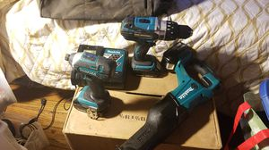 Makita combo tools for Sale in Antioch, CA