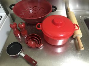 Kitchen items - Individual pricing located in description for Sale in Arlington, VA