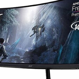 "Acer 34"" Class QHD FreeSync Curved Gaming Monitor for Sale in Issaquah, WA"