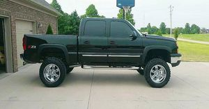 2006 Chevrolet Silverado 1500 Z71 Brand New ! for Sale in Laredo, TX